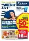Ofertas de Hiper-Supermercados en el catálogo de La Sirena en Sant Celoni ( Publicado ayer )