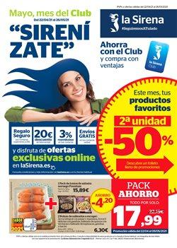 Catálogo La Sirena ( Caduca hoy)