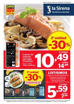 Ofertas de Hiper-Supermercados en el catálogo de La Sirena ( 11 días más)