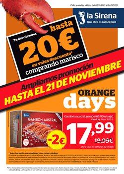 Catálogo La Sirena ( 29 días más)