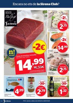 Ofertas de Roca en el catálogo de La Sirena ( Caduca mañana)