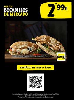 Ofertas de Pans&Company  en el folleto de Zaragoza