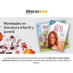 Ofertas de Juguetes y Bebés en el catálogo de Abacus ( 8 días más)
