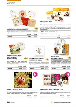 Ofertas de Abacus  en el folleto de Barcelona