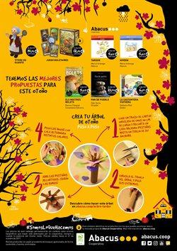 Ofertas de Juguetes  en el folleto de Abacus en Badalona