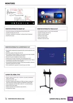 Ofertas de Televisores  en el folleto de Abacus en Badalona