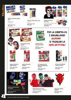 Ofertas de Complementos  en el folleto de Abacus en Valencia