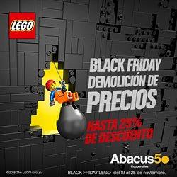 Ofertas de Juguetes y bebes  en el folleto de Abacus en L'Hospitalet de Llobregat