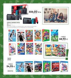 Ofertas de PS4  en el folleto de Abacus en Vilanova i la Geltru