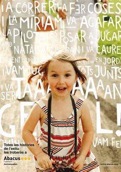 Ofertas de Juguetes y bebes  en el folleto de Abacus en Sant Cugat del Vallès