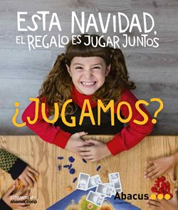 Ofertas de Juguetes y Bebés  en el folleto de Abacus en Sant Adrià de Besós
