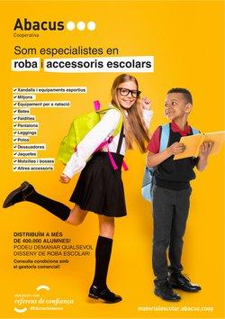 Catálogo Abacus en Olot ( Publicado hoy )