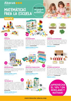 Catálogo Abacus ( 16 días más)