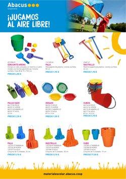Ofertas de Juguetes y Bebés en el catálogo de Abacus ( 5 días más)