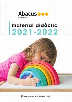 Catálogo Abacus ( Más de un mes)
