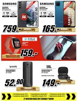 Ofertas de Samsung en el catálogo de Media Markt ( Caduca mañana)