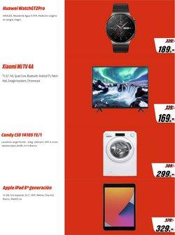 Ofertas de Xiaomi en el catálogo de Media Markt ( Publicado hoy)