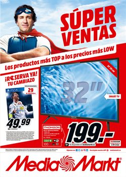 Ofertas de Media Markt  en el folleto de Lorca