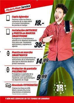 Ofertas de Garmin  en el folleto de Media Markt en La Orotava