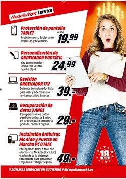 Ofertas de Antivirus  en el folleto de Media Markt en Madrid
