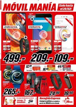 Ofertas de Auriculares  en el folleto de Media Markt en León