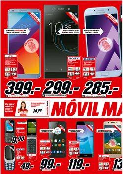 Ofertas de Nokia  en el folleto de Media Markt en Sanlúcar de Barrameda