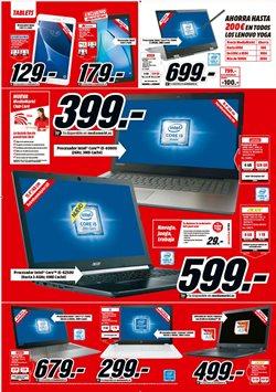 Ofertas de Lenovo  en el folleto de Media Markt en Alcalá de Henares
