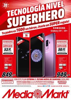 Ofertas de Smartphones Samsung  en el folleto de Media Markt en Alcalá de Henares