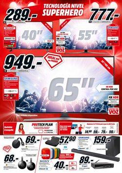 Ofertas de Televisores  en el folleto de Media Markt en Córdoba