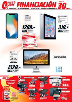 Ofertas de Media Markt  en el folleto de Madrid