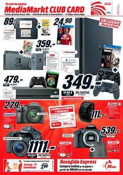 Ofertas de PS4  en el folleto de Media Markt en Madrid