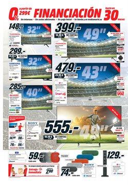 Ofertas de Televisores  en el folleto de Media Markt en Las Rozas