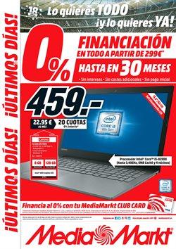 Ofertas de Media Markt  en el folleto de Las Palmas de Gran Canaria