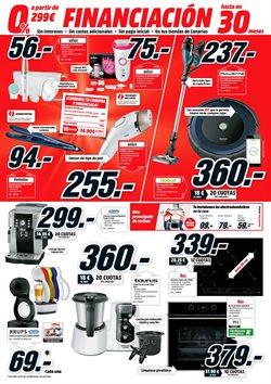 Ofertas de Hornos  en el folleto de Media Markt en Telde