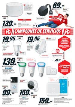 Ofertas de Muebles  en el folleto de Media Markt en Sanlúcar de Barrameda
