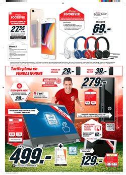Ofertas de Smartphones  en el folleto de Media Markt en León