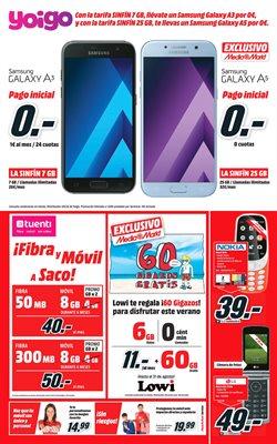 Ofertas de Tarifas móvil  en el folleto de Media Markt en Sanlúcar de Barrameda