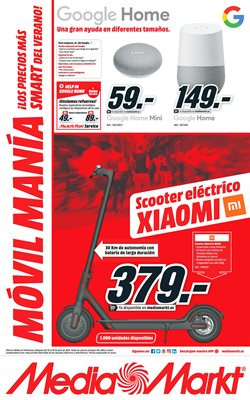 Ofertas de Altavoces  en el folleto de Media Markt en Madrid