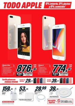 Ofertas de IPhone 8  en el folleto de Media Markt en Jerez de la Frontera