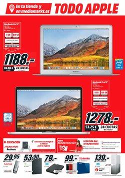 Ofertas de MacBook  en el folleto de Media Markt en León