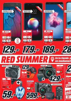 Ofertas de Nikon  en el folleto de Media Markt en Madrid