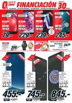 Ofertas de Smartphones Samsung en el folleto de Media Markt en Alcorcón 2ca95eb3f83f4