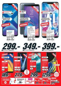 Ofertas de Móviles  en el folleto de Media Markt en Chiclana de la Frontera