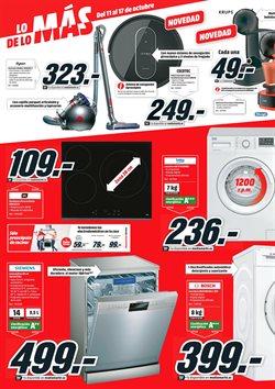 Ofertas de Aspirador  en el folleto de Media Markt en Madrid