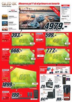 Ofertas de LG  en el folleto de Media Markt en Dos Hermanas