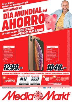 Ofertas de Informática y electrónica  en el folleto de Media Markt en Telde