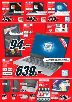 Ofertas de Tablet  en el folleto de Media Markt en Las Palmas de Gran Canaria