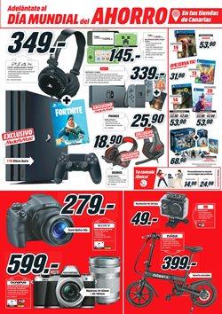 Ofertas de Media Markt  en el folleto de Telde