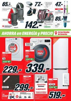 Ofertas de Electrodomésticos  en el folleto de Media Markt en Santa Lucía de Tirajana