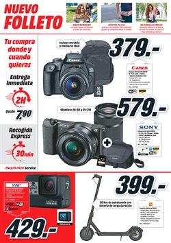 Ofertas de Cámara de fotos  en el folleto de Media Markt en Alcalá de Henares
